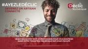 Transition numérique : témoignages d'artisans - Déclic numérique #1