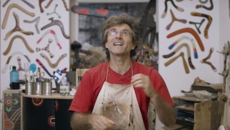 #Artiboutik : Retour en vidéo sur l'expérience de Stéphane, concepteur et  fabricant de boomerang !